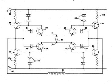 Federal circuit u s patent laws require physical supply for Brushless motor driver ic