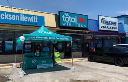 Total Wireless Store Photo from 2019