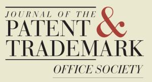 Journal of the Patent & Trademark Office Society