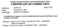 Certificateofcorrection