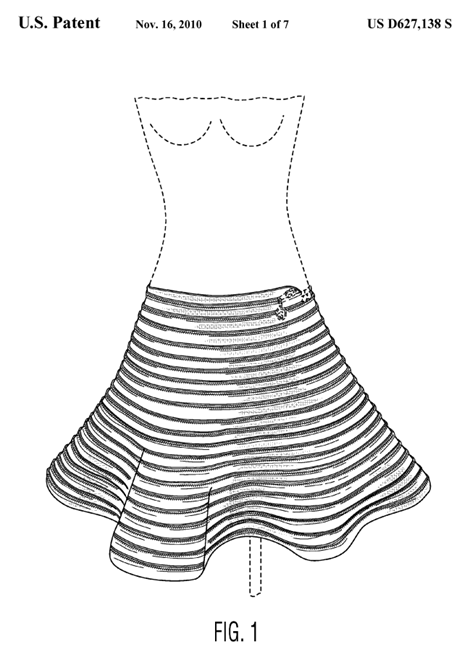 Design Patents And The Fashion Industry Patently O